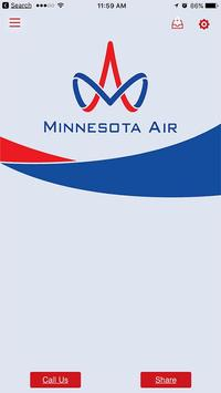 MN Air poster