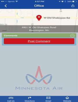 MN Air screenshot 6