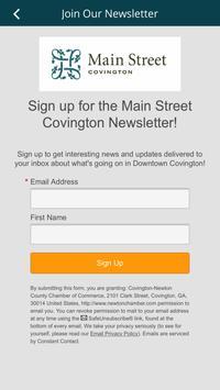 Main Street Covington screenshot 3