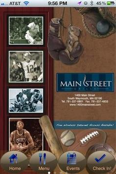 Main Street Grille poster