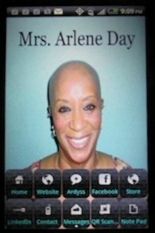 Mrs. Arlene Day poster