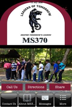 MS370 Leaders of Tomorrow poster