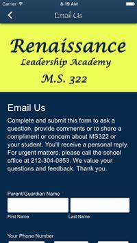 Renaissance Leadership Academy screenshot 2