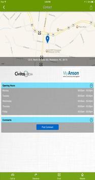 My Anson screenshot 1