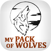 My Pack of Wolves Sanctuary icon