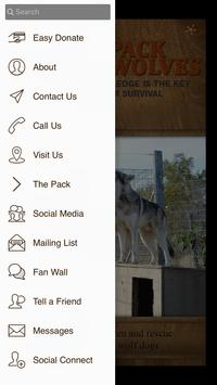 My Pack of Wolves Sanctuary apk screenshot