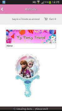 My Party Friend screenshot 2