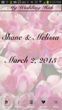 My Wedding Hub Demo poster