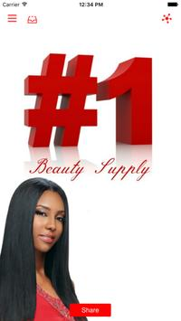 #1 Beauty Supply poster