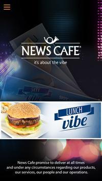 News Cafe poster