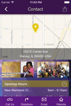 Nehemiah Christian Center screenshot 1