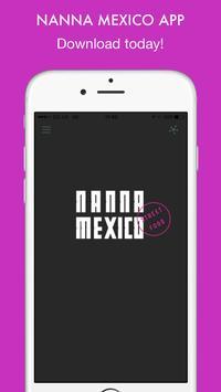 Nanna Mexico poster