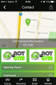 Not a Gym screenshot 12