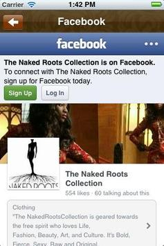 Naked Roots poster