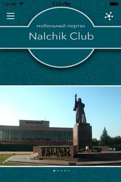 Nalchik Club poster