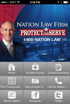 The Nation Law Firm poster