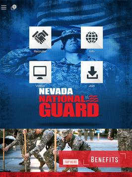 Nevada National Guard poster