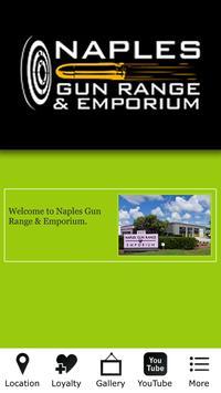 Naples Gun Range & Emporium poster