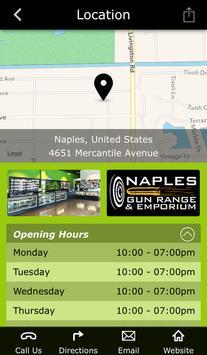 Naples Gun Range & Emporium screenshot 2