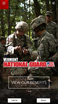 Vermont Army National Guard poster