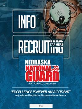 Nebraska National Guard apk screenshot