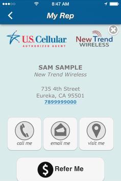 New Trend Wireless screenshot 1