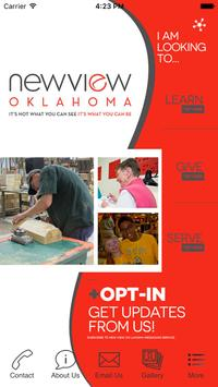 NewView Oklahoma poster