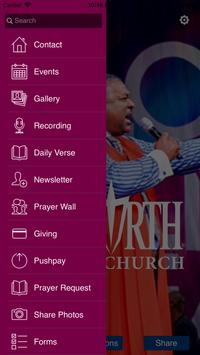 New Birth Savannah Church apk screenshot