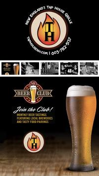 New England Tap House poster