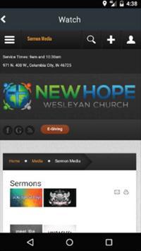New Hope Alive apk screenshot