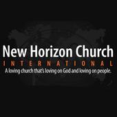 New Horizon Church Int'l icon