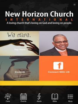 New Horizon Church Int'l apk screenshot