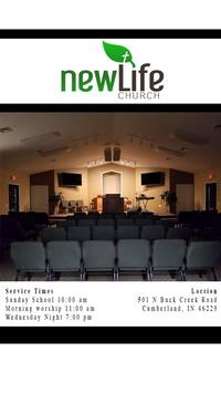 New Life Church Indiana poster