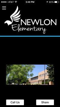 Newlon Elementary poster