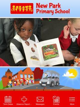 New Park Primary School apk screenshot