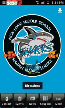 New River Middle School poster