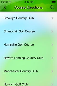 NFP Sports Savings Club Golf screenshot 2