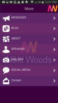 Nikki Woods App apk screenshot