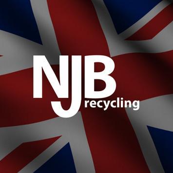 NJB Recycling poster