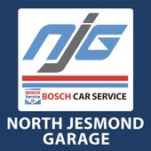 North Jesmond Garage icon