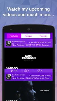 Noel Robinson screenshot 4