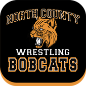 North County Bobcats Wrestling icon