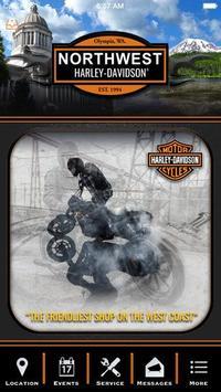 Northwest Harley-Davidson® poster