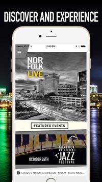 Norfolk Live poster