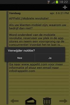 Notitieblok voor Notities screenshot 4