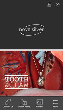 Nova Silver poster