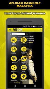 WISDOM - NLP Malaysia Sdn Bhd poster