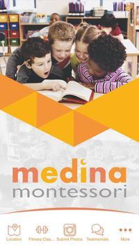 Medina Montessori poster