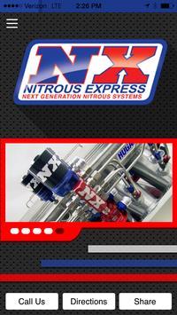 Nitrous Express poster