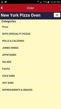 New York Pizza Oven screenshot 1